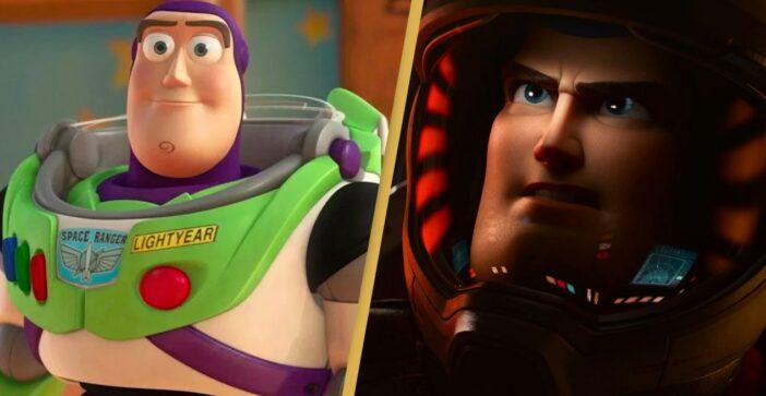 Buzz Lightyear Disney Investor Day 2020