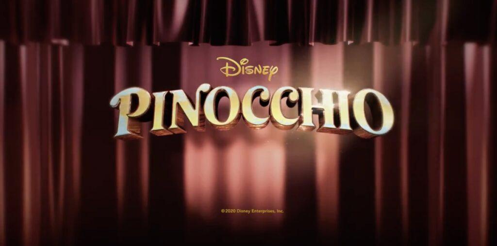 Pinocchio Disney Investor Day