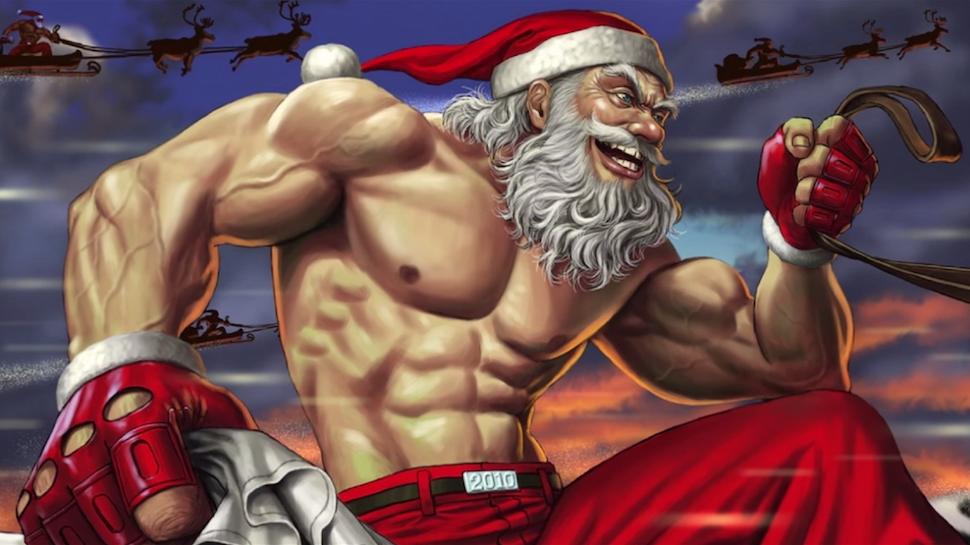 Santa Claus Marvel