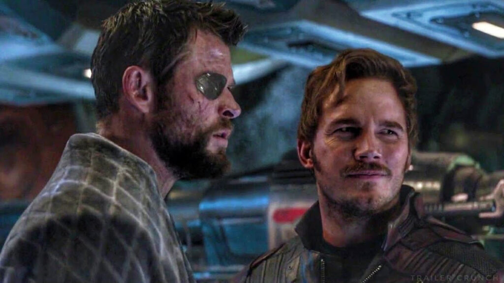 Thor Love and Thunder Starlord Chris Patt