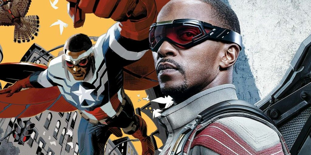 Captain America 4 è in sviluppo dallo stesso autore di The Falcon and The Winter Soldier