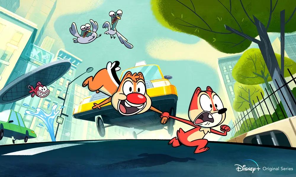 Cip e Ciop Al Parco, nuova serie in arrivo il 28 luglio su Disney+ prodotta da Xilam