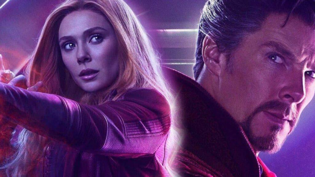 Doctor Strange 2 Nel Multiverso della Pazzia In the Multiverse of Madness MCU Wanda Maximoff WandaVision Marvel Studios riprese Cinematic Universe