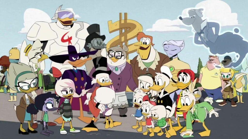 DuckTales 2017 finale recensione personaggi