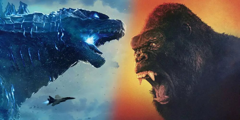 Godzilla vs. vs Kong trailer italiano uscita hbo max
