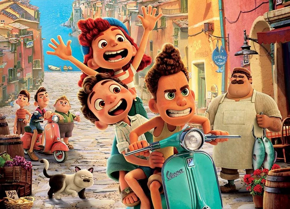 Recensione Pixar Luca, il nuovo lungometraggio Disney Pixar ambientato in Italia