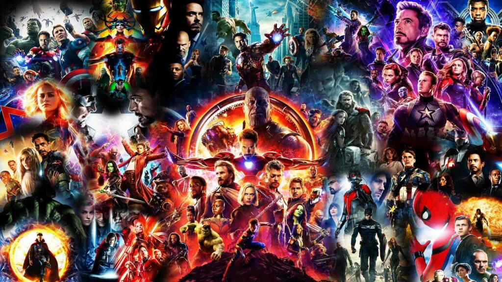 Marvel Cinematic Universe (MCU) e il nuovo trailer della fase 4