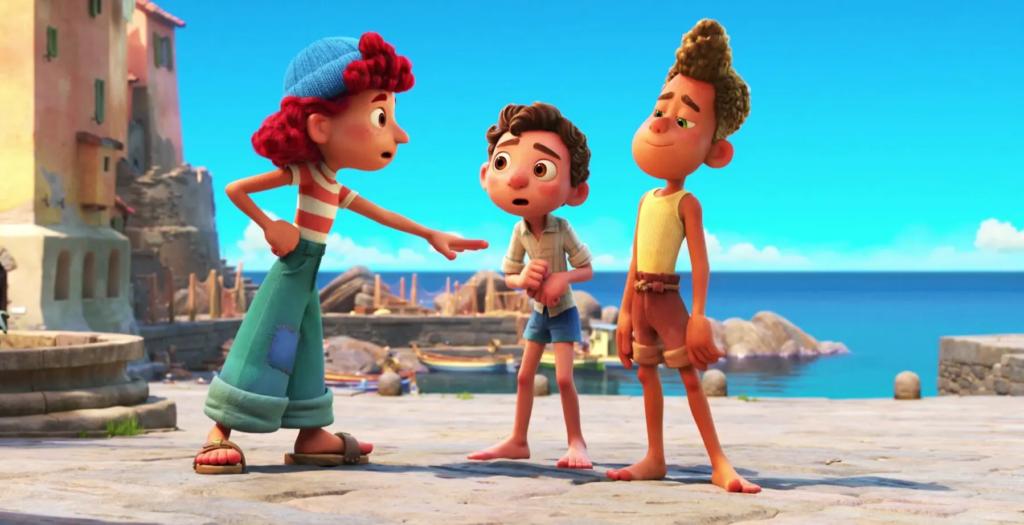 Disney Pixar Luca Disney+ DisneyPlus Gratis Accesso VIP