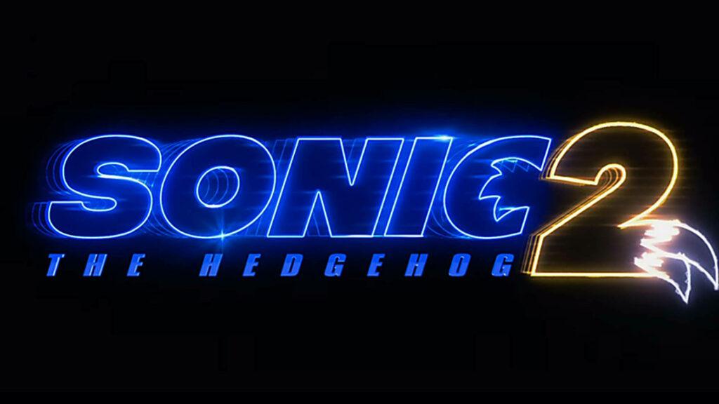 Sonic 2 il film trailer titolo logo data di uscita