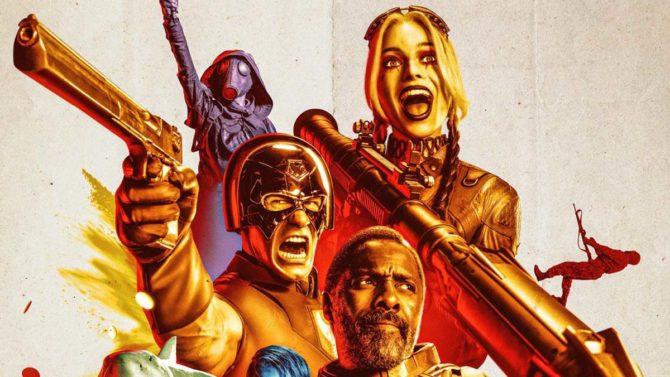 The Suicide Squad Missione suicida durata e uscita del nuovo film DC scritto da james Gunn