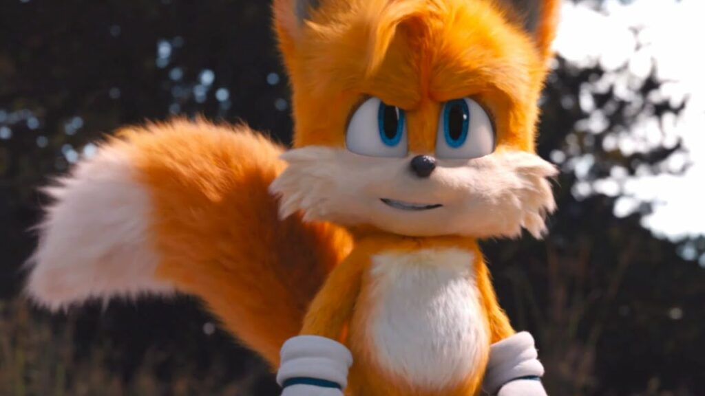 Sonic Tails 2