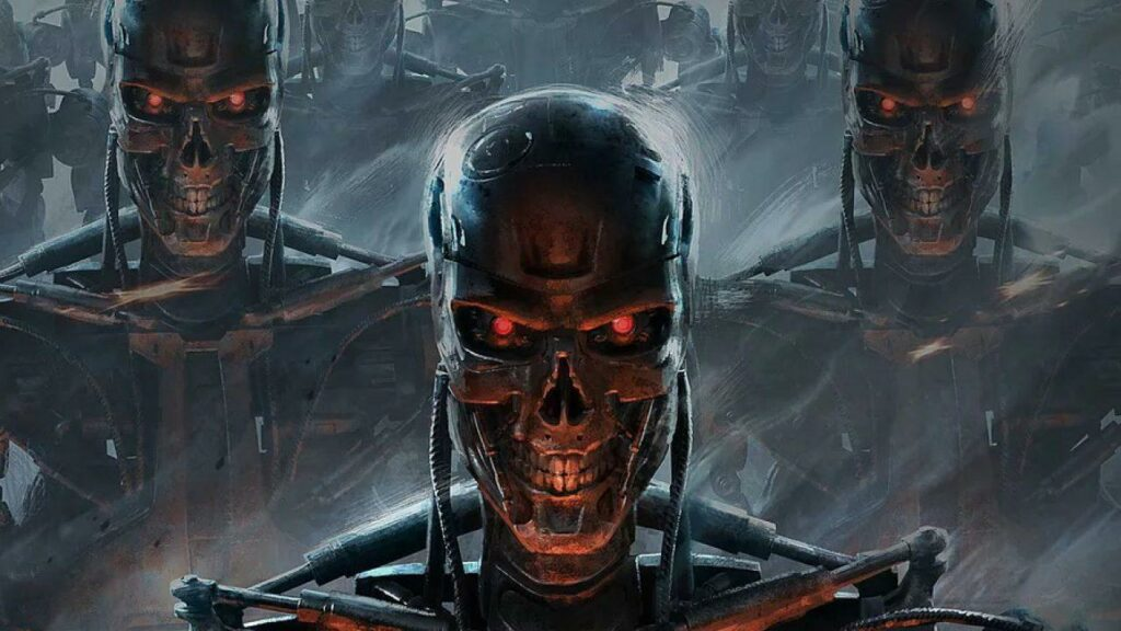 Terminator Netflix Serie animata