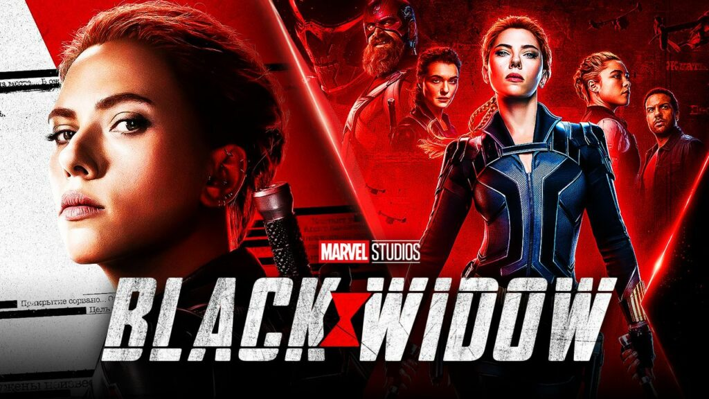 Marvel Studios Black Widow Uscita del film MCU