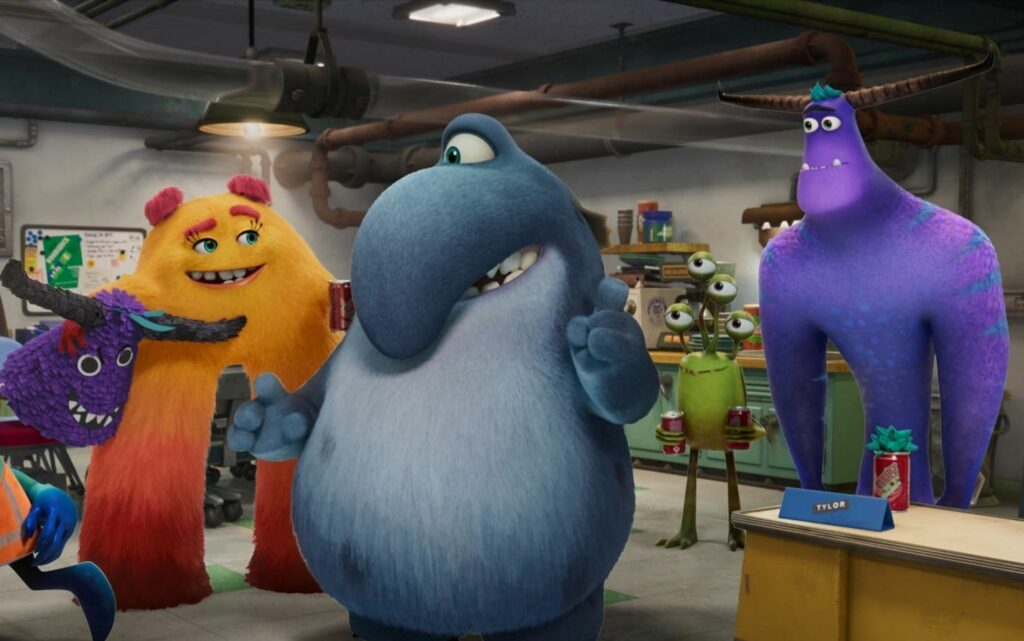 Monsters at Work: Monster & Co. La serie Lavori in corso debutta su Disney+ come sequel del celebre film pixar del 2001