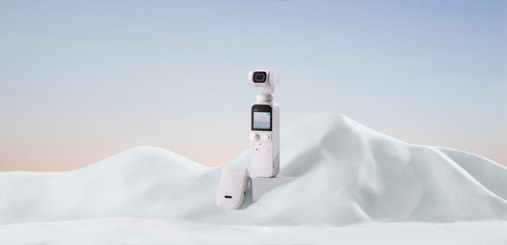 DJI Pocket 2 Combo Sunrise uscita, lancio del nuovo dispositivo da parte della celebre azienda che produce droni.